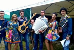 Международный фестиваль в Коломенском.