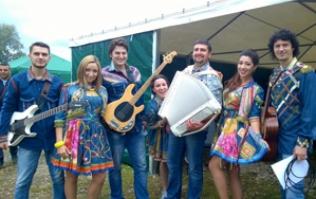 РП на международном фестивале!